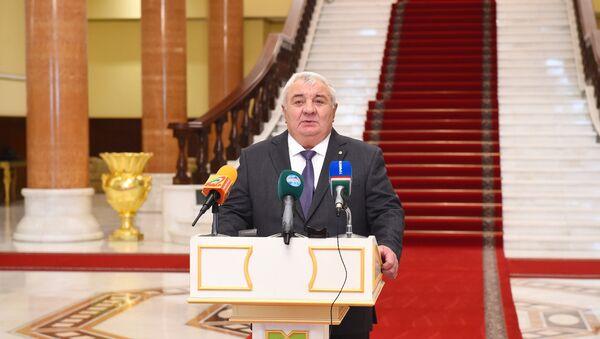 Генсек ОДКБ Юрий Хачатуров - Sputnik Таджикистан