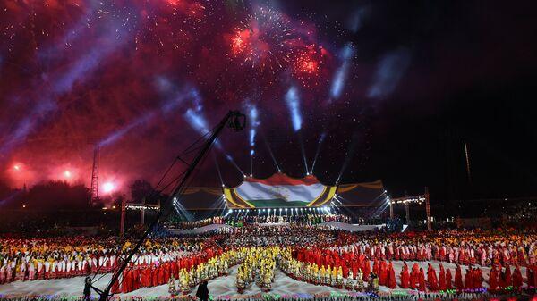 Празднование дня независимости Таджикистана - Sputnik Таджикистан