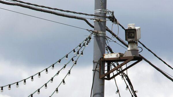 Камера слежения, архивное фото - Sputnik Тоҷикистон