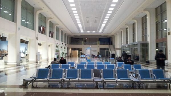 Ташкентский аэропорт - Sputnik Таджикистан