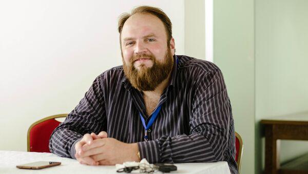 Михаил Петрушков, глава Ассоциации исследователей государственной политики и управления в Таджикистане - Sputnik Таджикистан