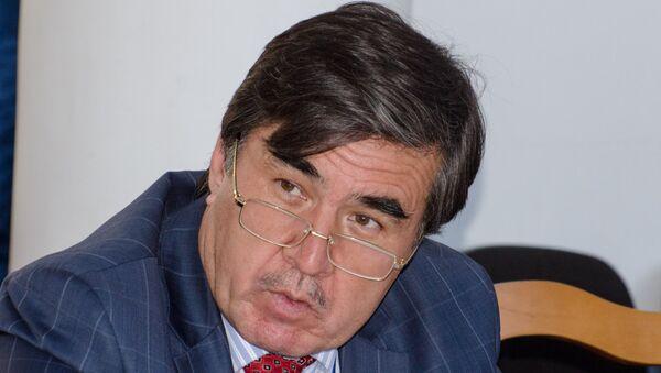 Абдугани мамадазимов, архивное фото - Sputnik Таджикистан
