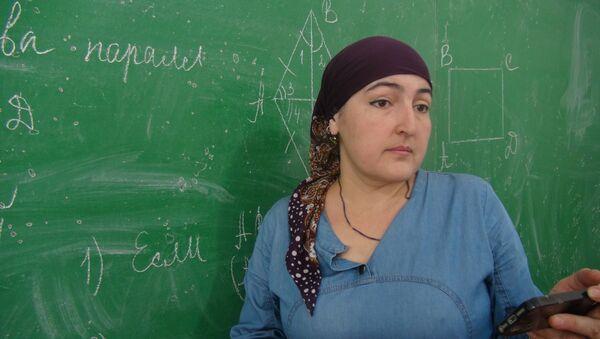 Патимат Сагидова, преподаватель из Дагестана - Sputnik Таджикистан