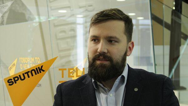 Дмитрий Егорченков - Sputnik Таджикистан