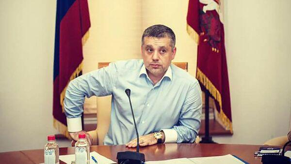 Руководитель проекта 90180.ru,  Александр Калинин, архивное фото - Sputnik Таджикистан