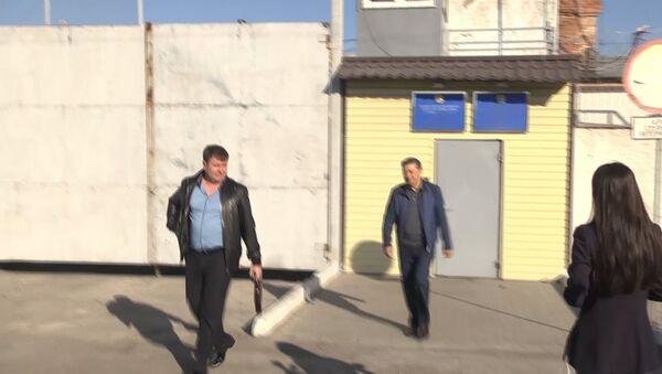 Поеду к детям, внукам: первый комментарий Серика Ахметова на свободе - Sputnik Таджикистан