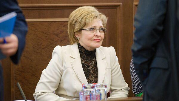 Ольга Кириллова - Sputnik Таджикистан