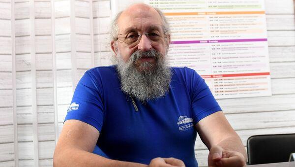 Анатолий Вассерман - Sputnik Таджикистан