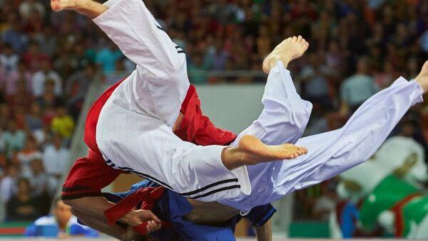 Международные азиатские спортивные игры, архивное фото - Sputnik Таджикистан