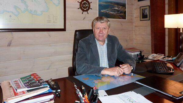 Председатель совета эстонской транзитной фирмы АО Transiidikeskus Анатолий Канаев - Sputnik Таджикистан