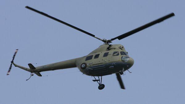 Вертолет МИ-2, архивное фото - Sputnik Таджикистан