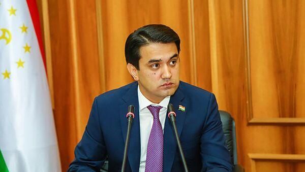 Мэр города Душанбе Рустам Эмомали - Sputnik Таджикистан
