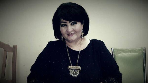Ҳаётой Муминова - Sputnik Таджикистан