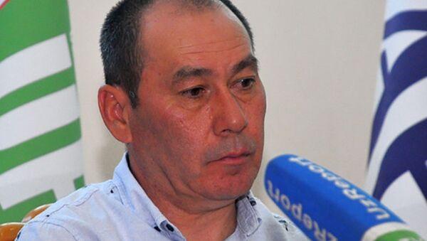 Дильшод Нуралиев, архивное фото - Sputnik Таджикистан