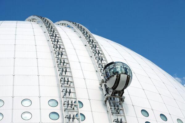 Арена Глобен, Швеция, архивное фото - Sputnik Таджикистан