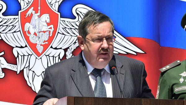 Чрезвычайный и Полномочный Посол России в Таджикистане Игорь Лякин-Фролов, архивное фото - Sputnik Таджикистан