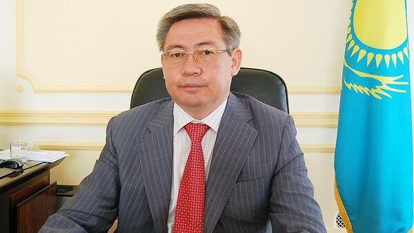Ерик Утембаев - посол Казахстана в Узбекистане, архивное фото - Sputnik Таджикистан