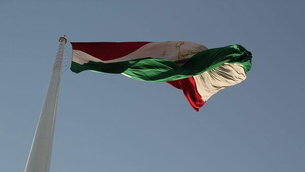 Национальный флаг Таджикистана - Sputnik Таджикистан