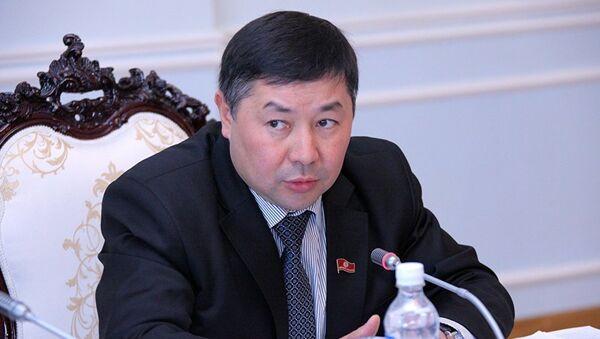Задержанный кыргызский депутат Канатбек Исаев, архивное фото - Sputnik Таджикистан