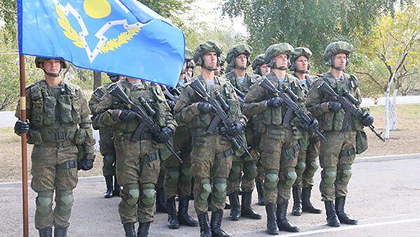 Военные учения Поиск-2017 в Ростовской области - Sputnik Тоҷикистон