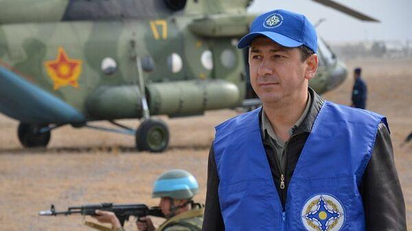 Владимир Зайнетдинов - Sputnik Таджикистан