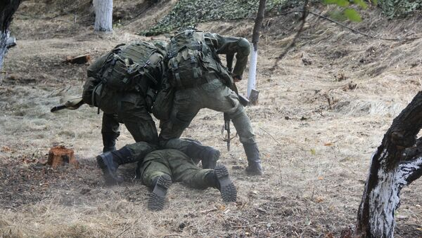 Тактико-специальные учения ОДКБ Поиск-2017 - Sputnik Таджикистан