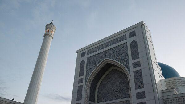 Мечеть Минор в Ташкенте, архивное фото - Sputnik Таджикистан