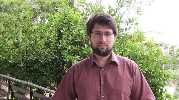 Руководитель Центра экономических исследований Института глобализации и социальных движений Василий Колташов - Sputnik Таджикистан