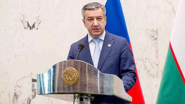 Посол Узбекистана в Российской Федерации Бахром Ашрафханов - Sputnik Таджикистан