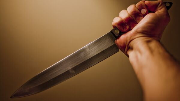 Un cuchillo - Sputnik Тоҷикистон