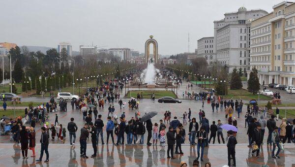 В Таджикистане - Sputnik Таджикистан