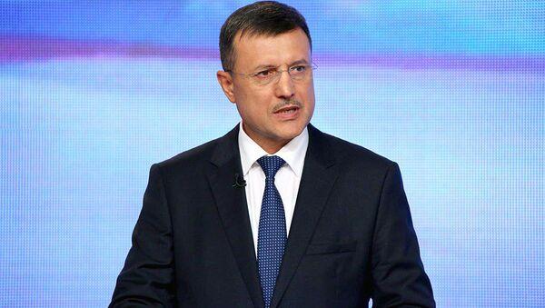 Нодир Отажонов - заместитель премьер-министра Республики Узбекистан - Sputnik Таджикистан