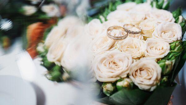 Свадебные кольца - Sputnik Таджикистан