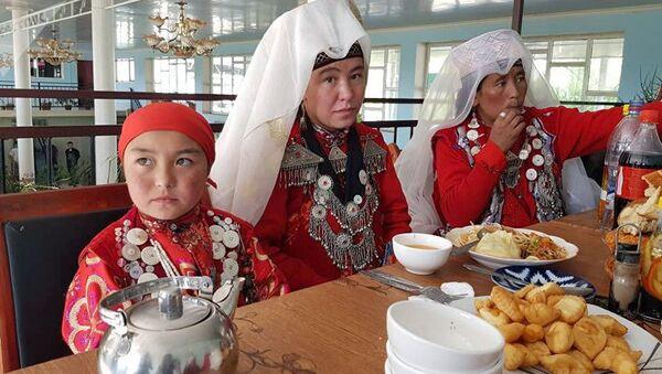 Этнические кыргызы - Sputnik Таджикистан