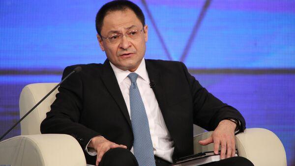 Председатель Торгово-промышленной палаты Узбекистана Адхам Икрамов, архивное фото - Sputnik Таджикистан