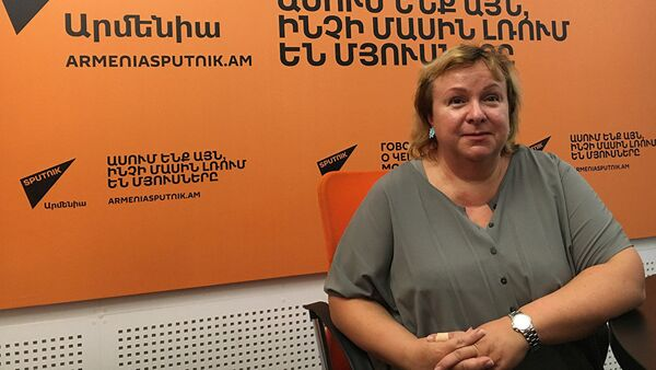 Марина Ивлиева - Sputnik Таджикистан