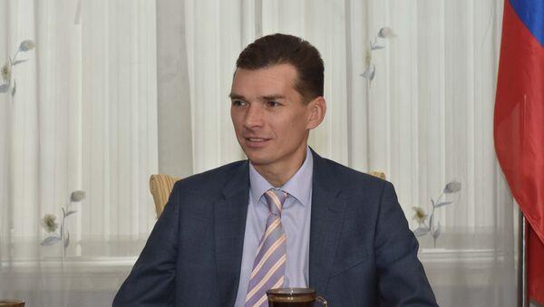 Михаил Вождаев, архивное фото - Sputnik Таджикистан