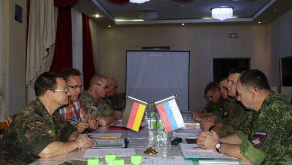 Инспекционная группа из ФРГ посетила 201 военную базу в Таджикистане - Sputnik Таджикистан