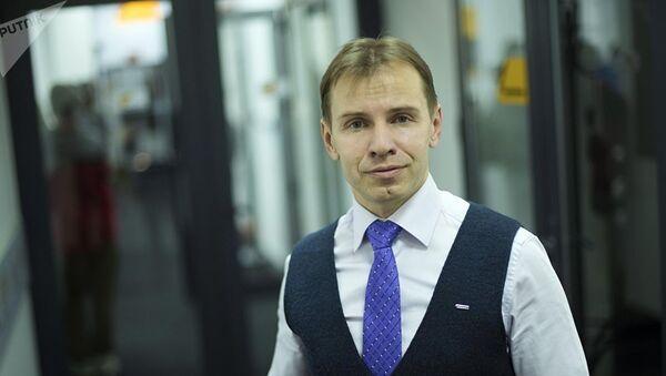 Астролог Андрей Рязанцев - Sputnik Таджикистан