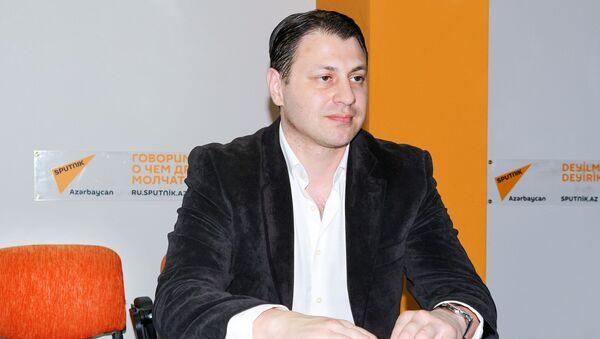 Политолог Анар Садыхов - Sputnik Таджикистан