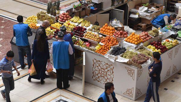 Рынок Мехргон, архивное фото - Sputnik Таджикистан