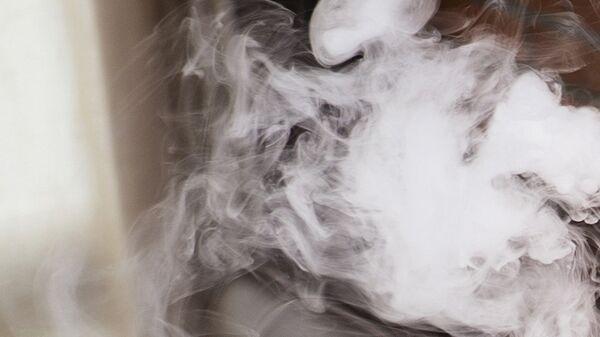 Дым, архивное фото - Sputnik Таджикистан