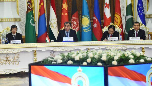 Президент Республики Таджикистан Эмомали Рахмон - Sputnik Тоҷикистон