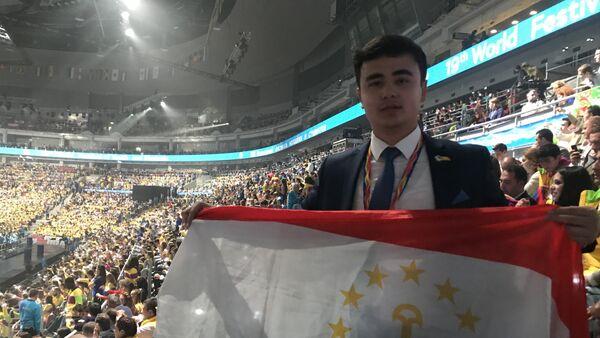 Шохрух Юнусов - Sputnik Тоҷикистон