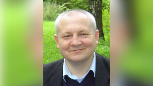 Футуролог Кононов Александр, архивное фото - Sputnik Таджикистан