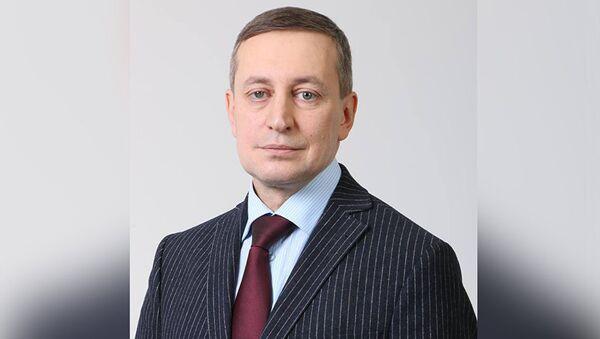 Сергей Хестанов, архивное фото - Sputnik Таджикистан