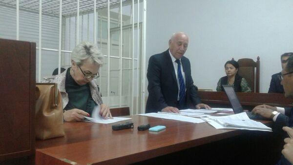 Прения адвокатов, дело Жасура Ибрагимова - Sputnik Таджикистан