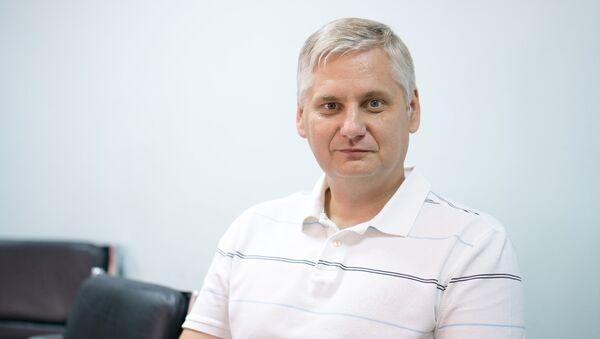 Сергей Маркедонов - Sputnik Таджикистан