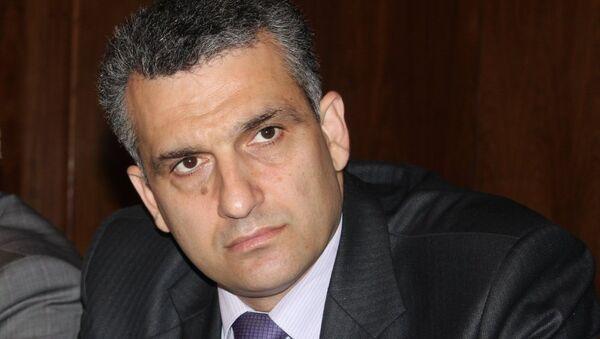 Араик Степанян - Sputnik Таджикистан