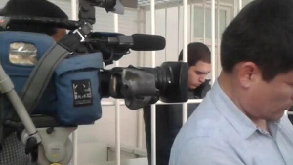 Оглашение приговора Исломбеку Туляганову - Sputnik Таджикистан